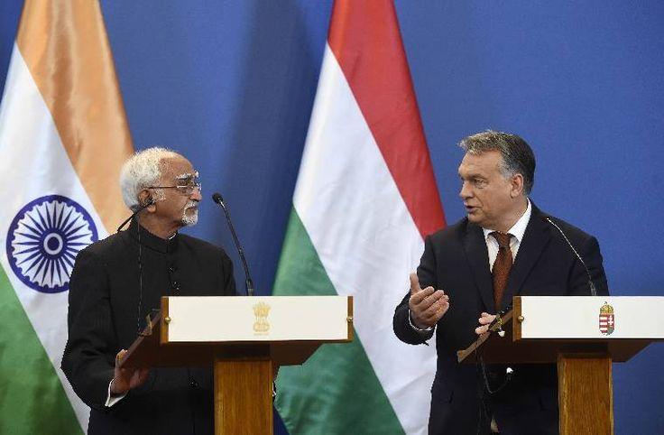 Ma szorosabbra fűzték a magyar-indiai kapcsolatokat - 888.hu