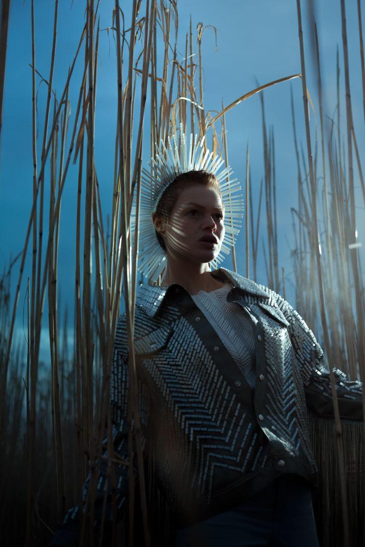 IMMINENT • Interpretation of the future of fashion.