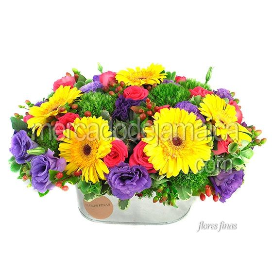 Arreglo Floral con Flores Finas Envia Hoy !| Envia Flores