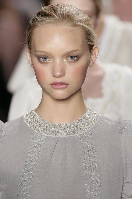Gemma Ward- fresh-faced beauty