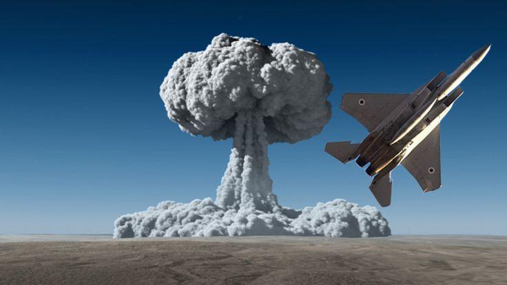 """Flashback Spanish News: Israel está probando en sus desiertos bombas nucleares sucias que podrían ser utilizadas en un ataque con """"bandera falsa"""" en Estados Unidos para implicar a Irán, afirmóSteven D Kelley, un excontratista de la CIA y la NSA."""