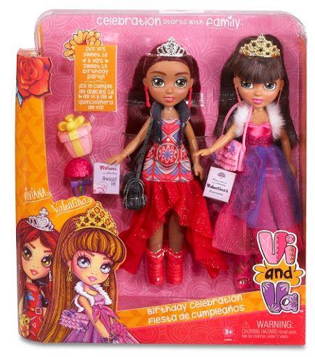 Sorteo set de muñecas #ViandVa, exclusivo para residentes de Estados Unidos #ad