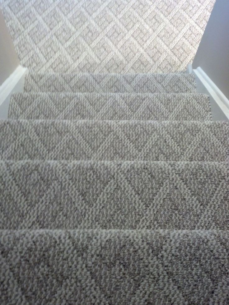 Image result for patterned stair carpet