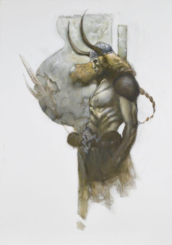 Loki by Simone Bianchi