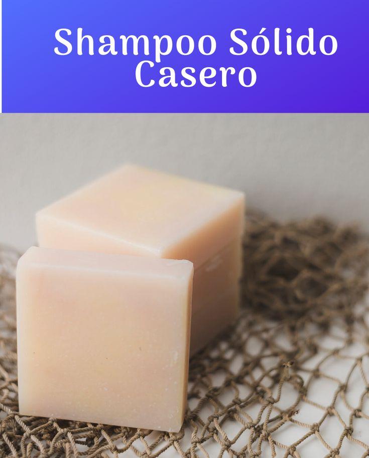 ¿Cómo Hacer Shampoo Sólido En Casa? - Lindo Cabello Glow, Soap, Shampoos, Crafts, Diy, Handmade Cosmetics, Hand Soaps, Recipes, Home Made Soap