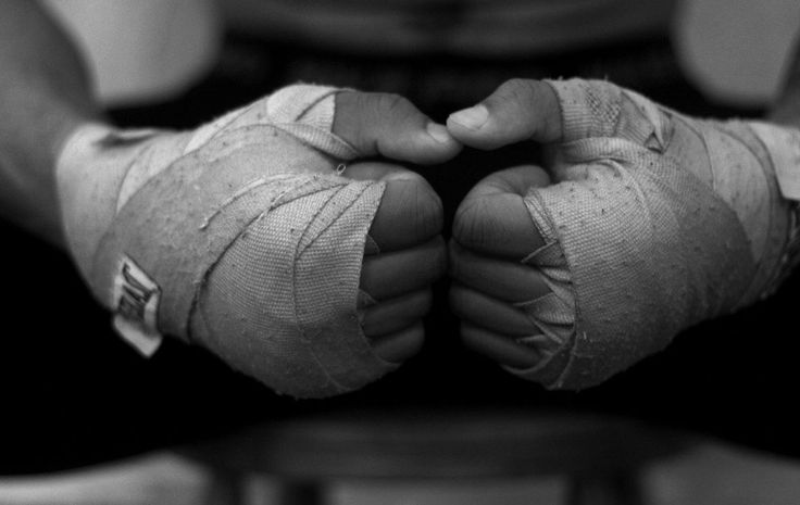 boxing images black and white hands - Google Search