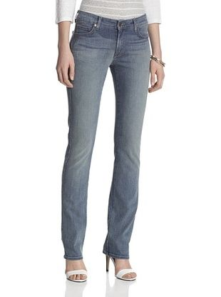 64% OFF CJ by Cookie Johnson Women's Faith Straight Jean (Ainaloa)