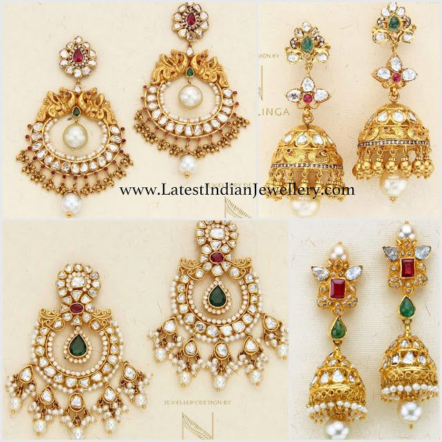 Earrings from Nikitha Linga