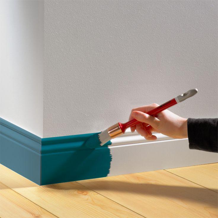 1000 ideas about peinture bleu p trole on pinterest bleu nuit peinture bl - Credence bleu petrole ...