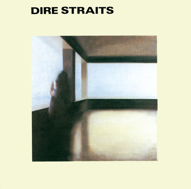 Saved on Spotify: Down To The Waterline by Dire Straits
