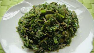 Sambal Hijau Padang - Original Resep