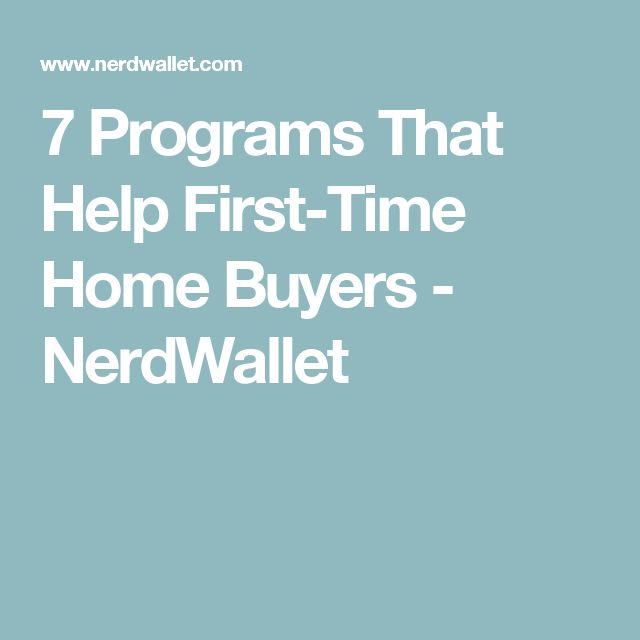 Help for first time house buyers-9270