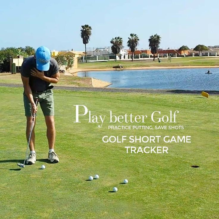 """""""Play better golf. Practice with the Golf Short Game Tracker. Download today  at http://www.golfshortgametracker.com…"""""""