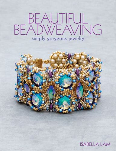 112 best kalmbach bookstore images on pinterest bead jewellery beautiful beadweaving just gorgeous jewelry isabella lam foreign language books fandeluxe Images