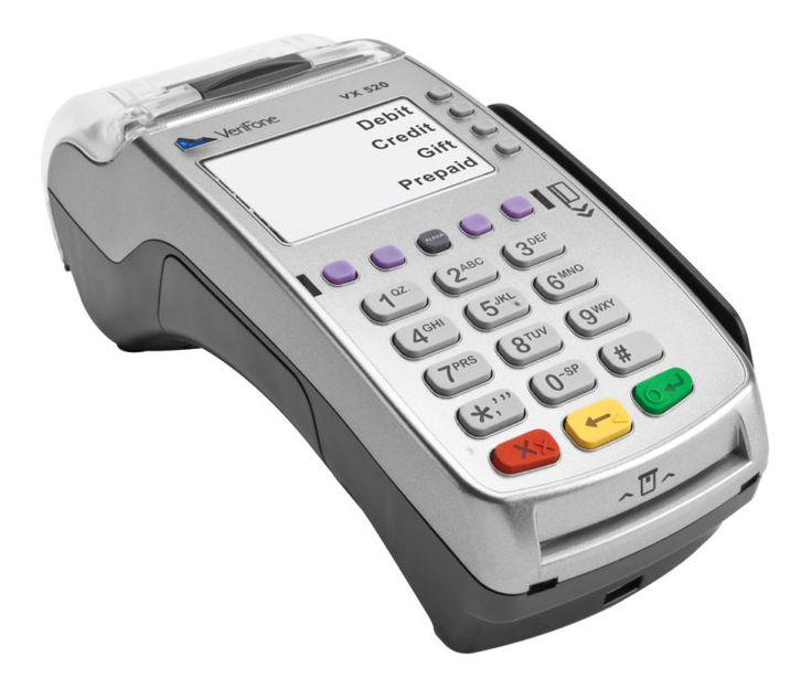 Details about brand new verifone vx520 emv credit card