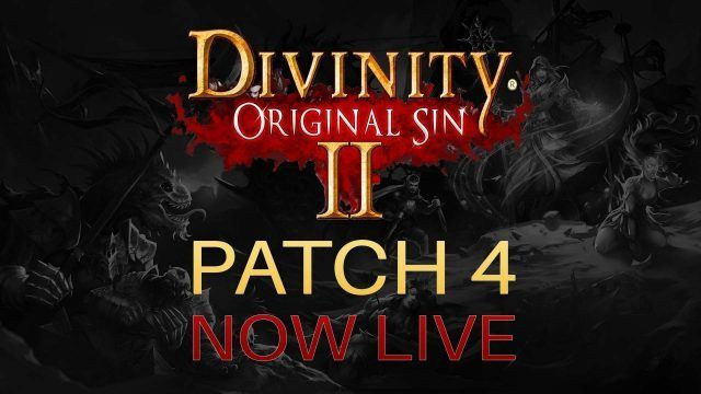 Larian Studios have simply launched their newest replace, Patch 4, for his or her highly-acclaimed CRPG, Divinity: Original Sin 2. Divinity: Original Sin 2 – Patch 4 Reside! In the event you're curious in regards to the earlier Patch 3 replace, you possibly can try its full patch notes...