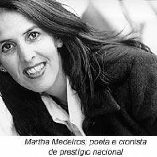 Frases da escritora Martha Medeiors