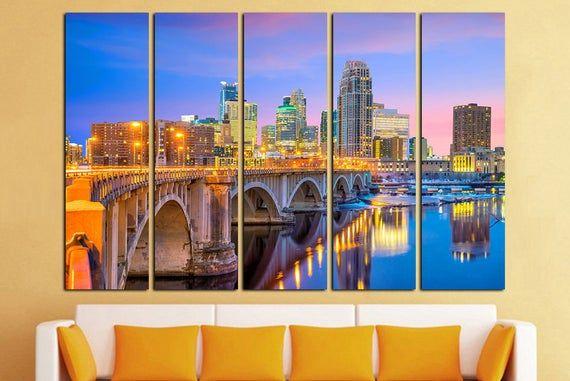 Minneapolis Wall Art Minneapolis Home Decor Art Print Giclee Etsymktgtool Minneapoliswallart Minneapolis Homed Sports Wall Art Minneapolis City Wall Art
