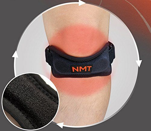 #NMTActiveKneeStraps Rapid #Knee #Pain #Relief, Support, and #Balance Exercise #Aches Free New Natural Tourmaline  #HealthCarePain #NMT
