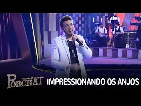 """O futuro só depende de você! : Gustavo Mioto canta """"Impressionando os Anjos"""""""