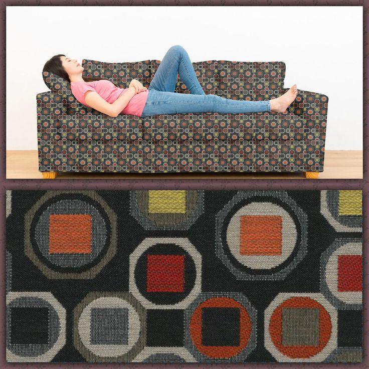 """Designtex Concept Blacktop Upholstery Fabrics Online 59"""" x 1.1 yds Outlet cheap #ebay #DIY"""