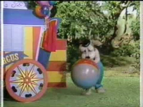 Dumbos Circus opening - one of my favorite shows as a kid!