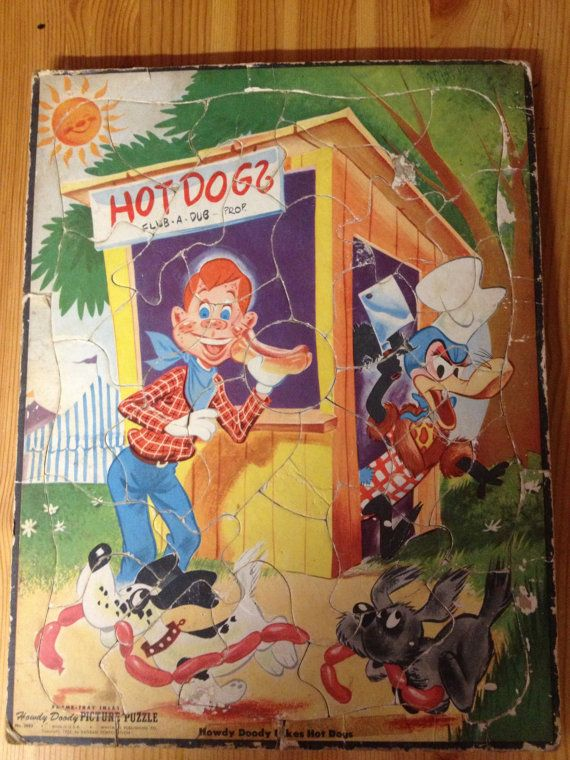 131 Best Images About Howdy Doody On Pinterest Bobs