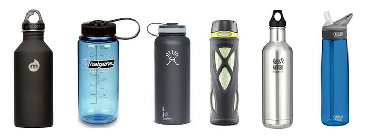 The Best Water Bottles in 2017 reviewed. Buying Guide and reviews of the best Metal, Plastic, Glass, Filtered and Collapsible water bottles in 2017