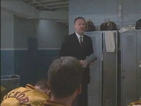 Gene Hackman #inspiring movie scene from Hoosiers! If you give something your all then you will never be a failure.