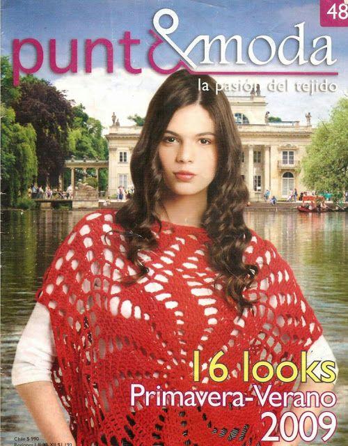 Revista #39: Punto y Moda Primavera-Verano 2009 #ctejidas http://blgs.co/4C5MRq