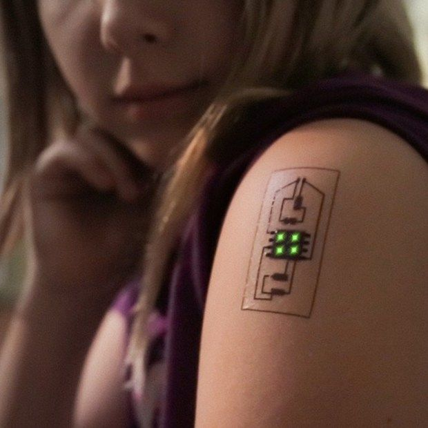 Biotech tattoos: the reality and the future in 2016 (Wired UK)