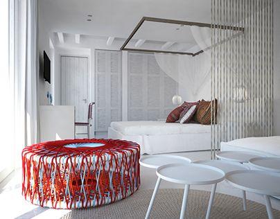 "Check out new work on my @Behance portfolio: ""Villa in Mykonos"" http://be.net/gallery/53371683/Villa-in-Mykonos"