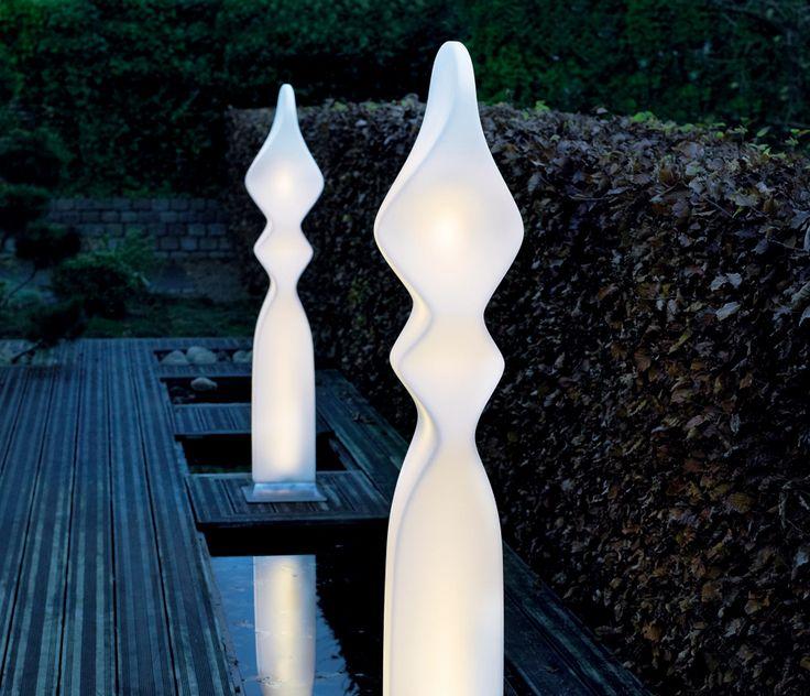 Lampy ogrodowe LE KLINT. Design: Poul Christiansen