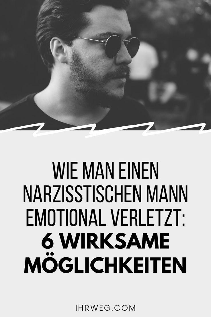 Wie Man Einen Narzisstischen Mann Emotional Verletzt: 6