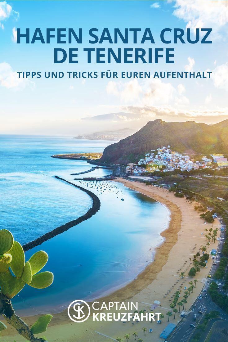 Santa Cruz De Tenerife Hafen Alle Infos Im überblick Kreuzfahrt Kanaren Teneriffa Urlaub Urlaub Kanaren