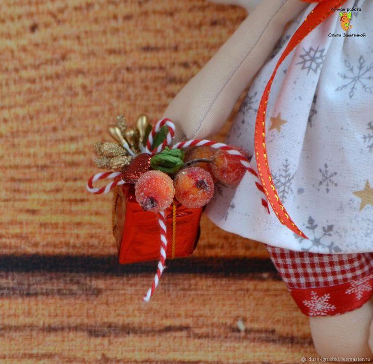 Купить Новогодняя феечка в интернет магазине на Ярмарке Мастеров