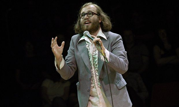 There are serious questions about society and dissent underlying Daniel Kitson and Tim Key's beguiling two-hander about a protester holding a 'tree-squat', writes Michael Billington