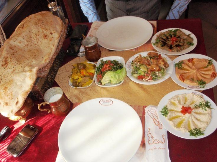 Restaurant arabesc Ali Baba | Restograf - Restaurante Bucuresti - Topul Restaurantelor din Bucuresti