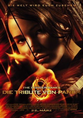 Die Tribute von Panem - The Hunger Games Filmplakat (2012)