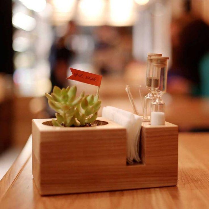 Desain Interior Restoran Simple yang Memiliki Nama Simple (6)