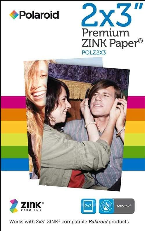 "#Polaroid 2""x3"" #ZINK #Paper for Polaroid #Z2300 - 30 Pack for Z2300"