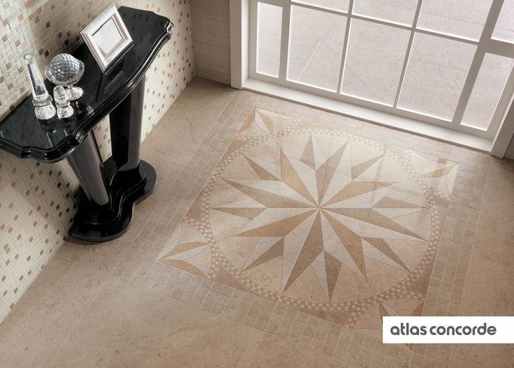 #SUNROCK bourgogne | #Rosone | #AtlasConcorde | #Tiles | #Ceramic | #PorcelainTiles