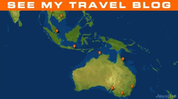 South East Asia Adventure 2013