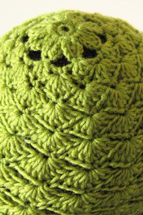 free pattern crochet hat