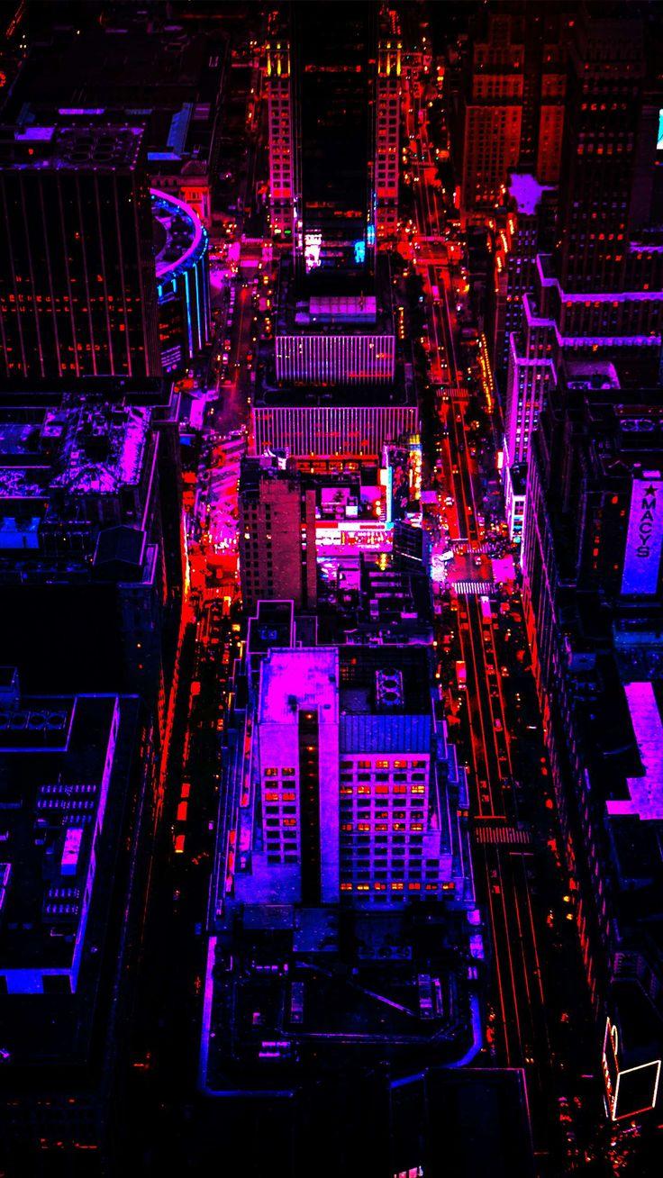Las Vegas City Lights iPhone Wallpaper   Las vegas city ...