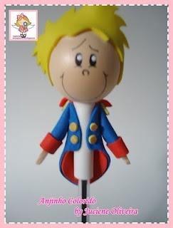 fondant little prince / le petit prince