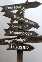 IPF: Information zum Diagnoseweg auf www.lungenfibroseforum.at