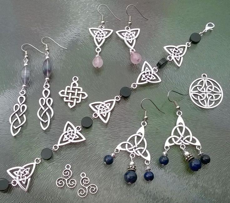 Zelf keltische sieraden maken #keltisch #celtic