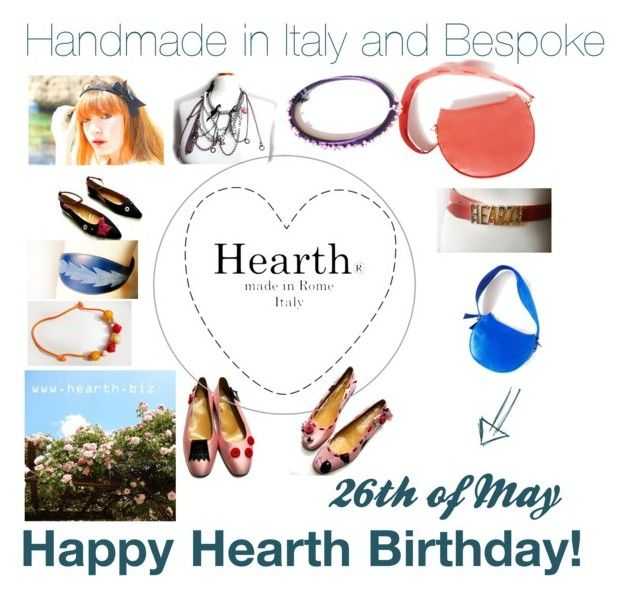 """Happy Hearth Birthday!"" by hearthfashion on Polyvore featuring moda"