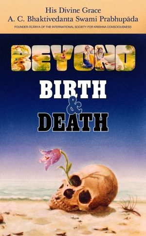 Beyond Birth and Death  This small but powerful book answers questions like: Who am I? What happens after death? What's it like to reincarnate in one body after another? Is it possible to break the cycle of samsara, of repeated birth and death? Is there an eternal place where my soul can live?